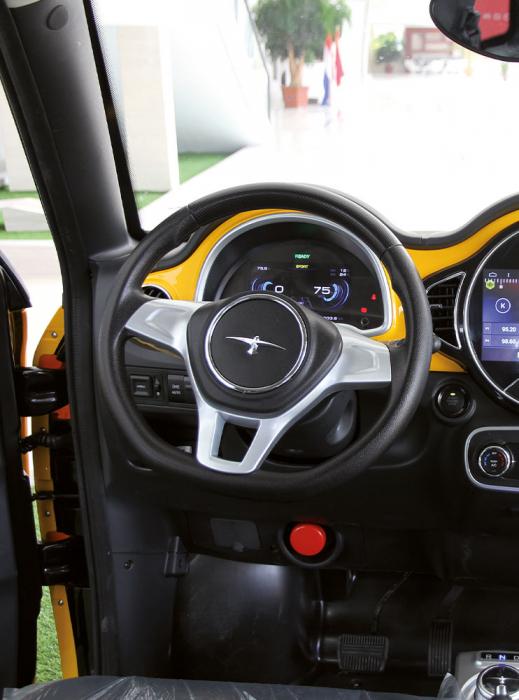 Electric Car M2e [5]