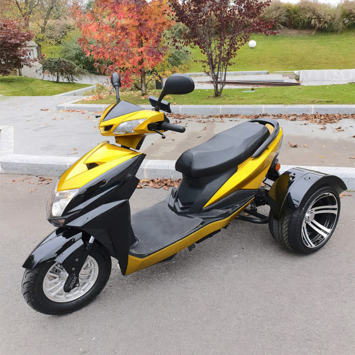 Electric Scooter TRIUS 0