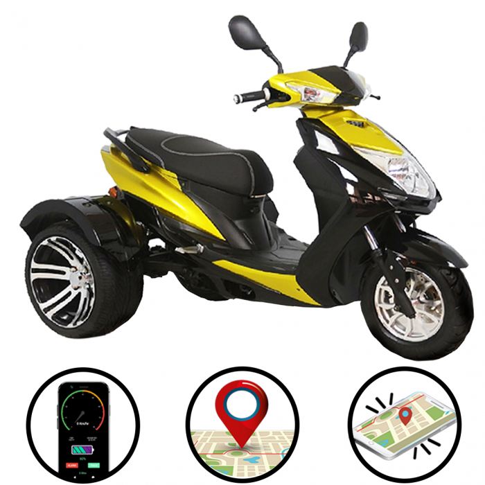 Electric Scooter TRIUS SMART [0]