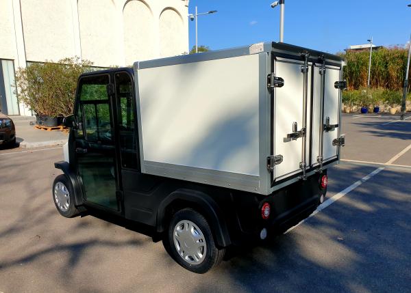 Electric Car Truck 4