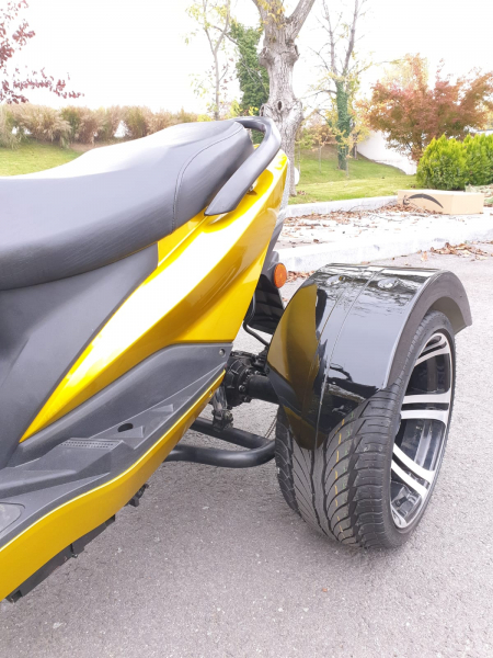 Electric Scooter TRIUS SMART [4]