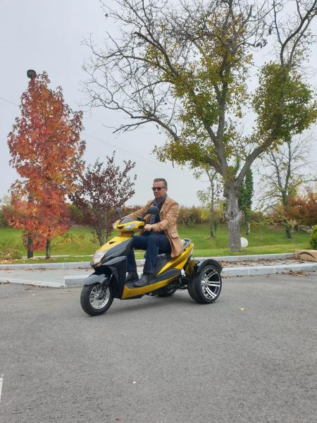 Electric Scooter TRIUS SMART [6]