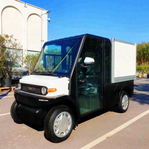 Electric Car Truck 3