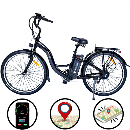 Bicicleta Electrica CITY 3 SMART [0]