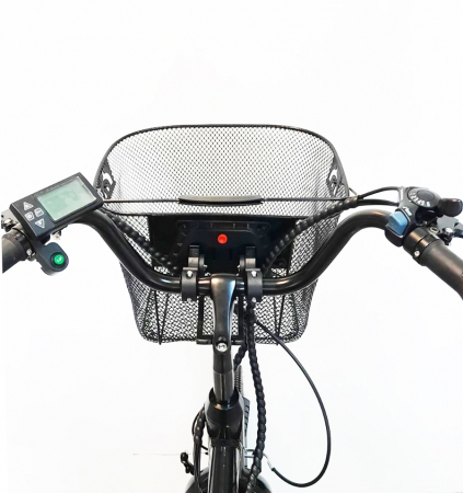 Bicicleta Electrica CITY 3 SMART [5]