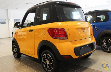 Electric Car M2e [4]