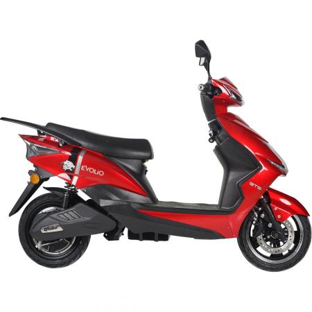 Electric Scooter KUBA GTS [0]