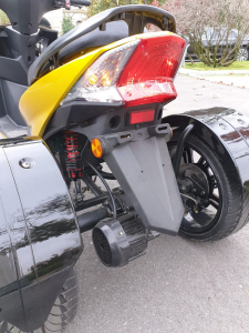 Electric Scooter TRIUS SMART [5]
