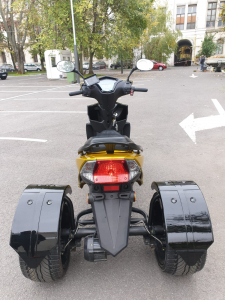 Electric Scooter TRIUS SMART [3]