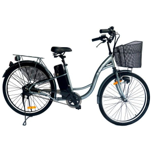 "X-BIKE CITY, 26"", 10AH, AUTONOMIE 70KM0"