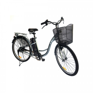 "X-BIKE CITY, 26"", 10AH, AUTONOMIE 70KM1"