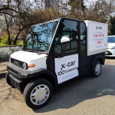 Electric Car Truck2