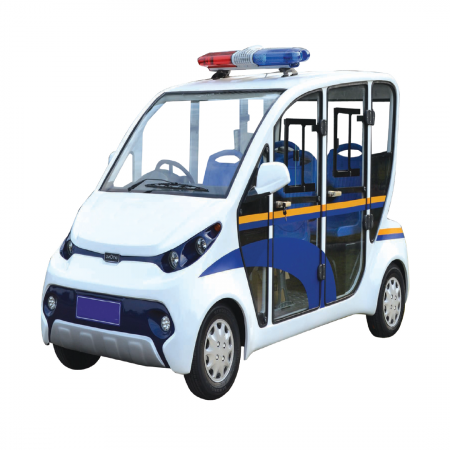 Electric Police Car0
