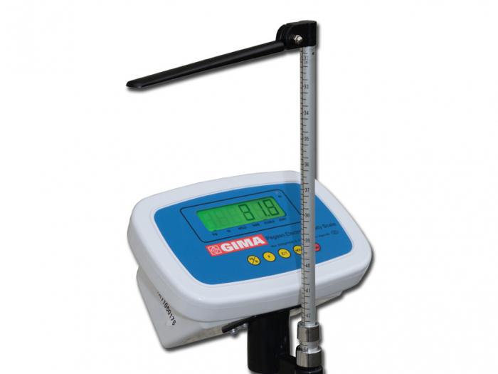 Cantar digital profesional cu taliometru - 200 kg - PEGASO [1]
