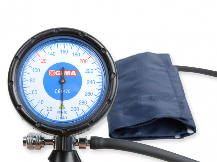 Tensiometru pediatric, mecanic, cu un tub - ROMA [1]