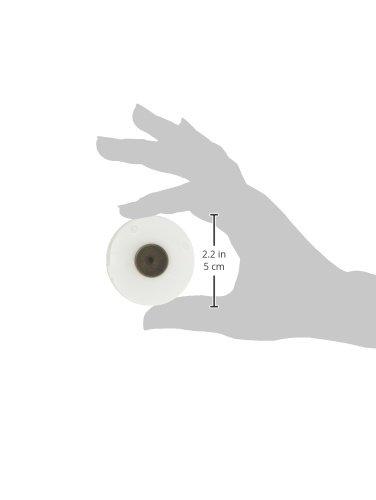 Electrozi EKG de unica utilizare autoadezivi 50x48mm cu capsa, pachet 50 buc. 2