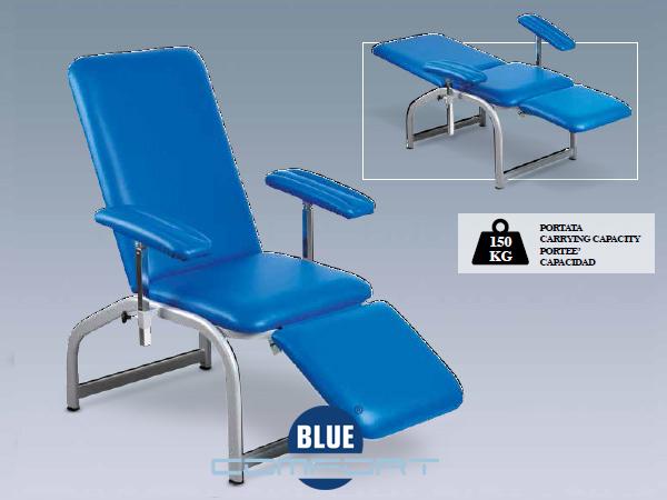 Fotoliu recoltare sange / scaun dializa cu 3 sectiuni - T4000 0