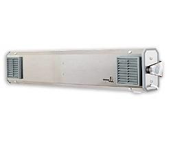 LAMPA UV CU GRILA, FLUX SI CONTOR DURATA VIATA TUBURI UV, CU MONTARE PE PERETE MAX. 50m3 0