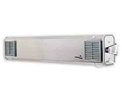 Lampa UV bactericida, cu montare in tavan, cu flux, functionare in prezenta personalului - NBVE 110 SL [0]