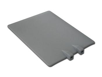 Placa neutra de cauciuc 20x15 cm-fara cablu 0