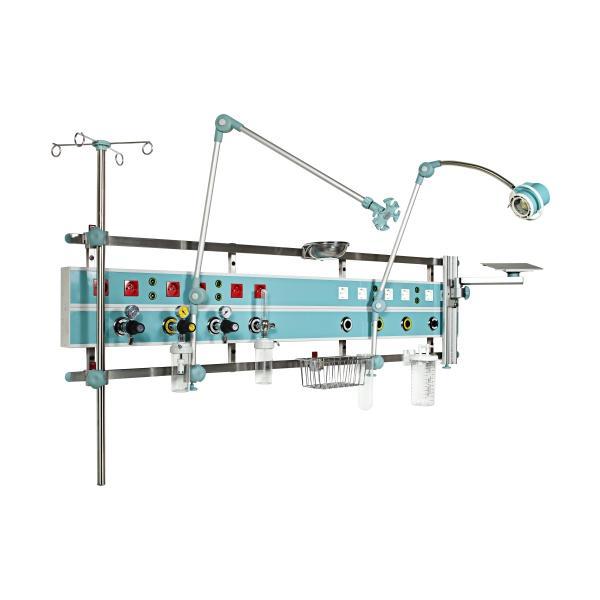 Rampa/unitate terminala pentru distributie gaze medicale si circuite electrice Megasan 0