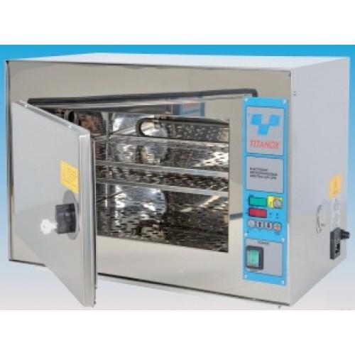Sterilizator digital cu aer cald, 60 l 0