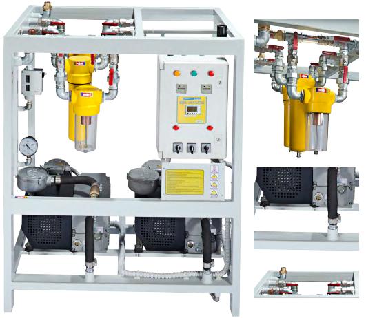 Unitate productie vacuum [0]