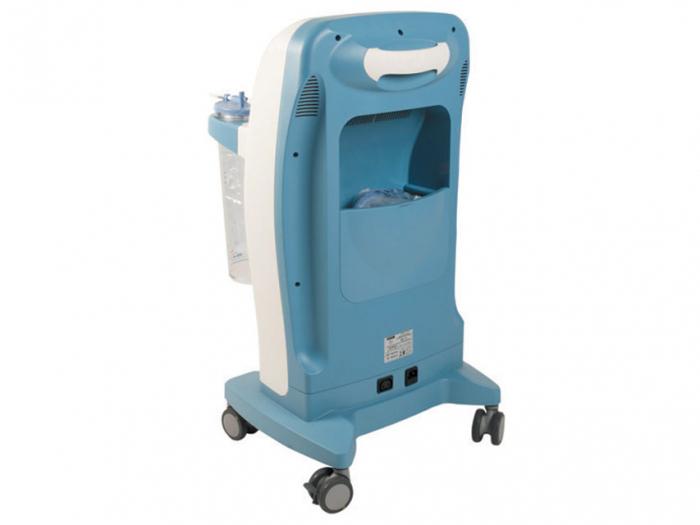 Aspirator chirurgical profesional - Clinic Plus 2x2 L (2 borcane de 2 litri) 2