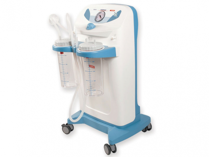 Aspirator chirurgical profesional - Clinic Plus 2x2 L (2 borcane de 2 litri) 0