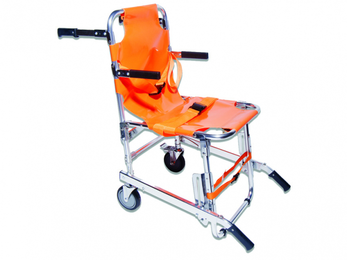 Brancard tip scaun, pliabil - GIMA 0