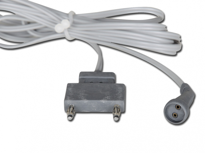 Cablu bipolar pentru conectare pensa - conector US 0