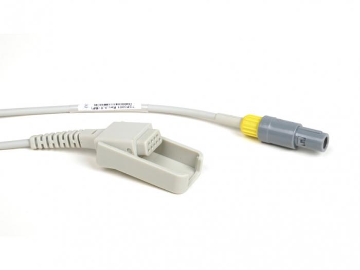 Cablu extensie / intermediar pentru senzor SpO2 pulsoximetru CONTEC [0]