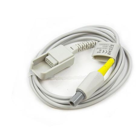 Cablu extensie / intermediar pentru senzor SpO2 pulsoximetru CONTEC [2]