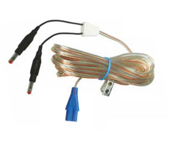 Cablu pentru electrod neutru monopolar reutilizabil, conexiune ValleyLab - F7923/F 0