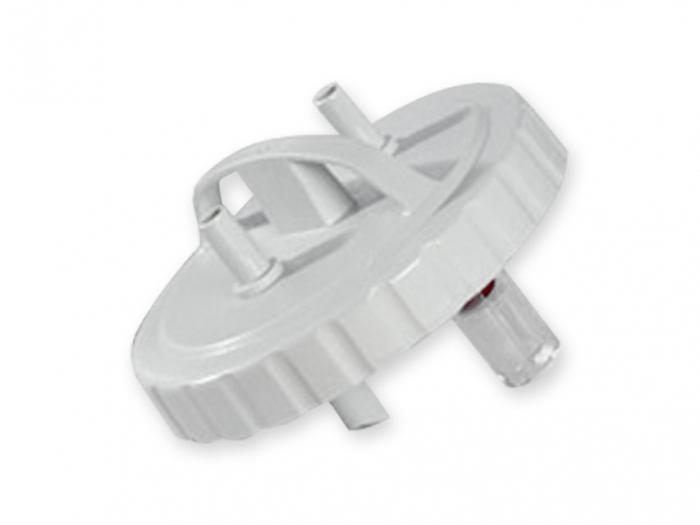 Capac pentru vas aspiratie secretii / borcan colector 1 sau 2 l pentru aspirator chirurgical - accesorii incluse 1