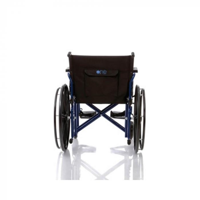Carucior cu rotile cu actionare manuala, pentru transport pacienti obezi - CP300 [3]