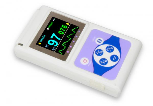 Pulsoximetru profesional CMS 60 D 1