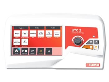 Combina ultrasunet + electroterapie Gima UTC2 0