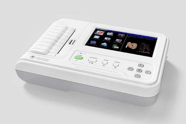 Electrocardiograf ECG600G digital cu 6 canale 0