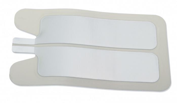 Placa neutra / elecrod neutru bipolar de unica folosinta - F7820 [0]