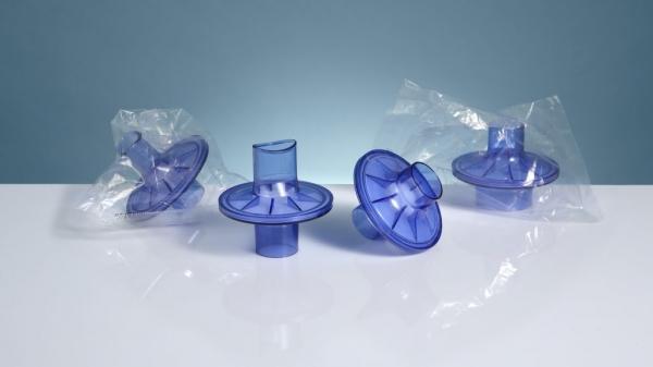 Filtru antiviral si antibacterian pentru spirometrie - int Ø 27,0 x ext Ø 30,0 mm / int Ø 30,5 x ext Ø 34,5 mm [0]