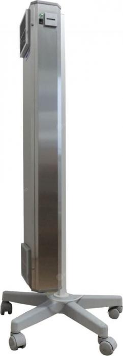 Lampa UV bactericida, cu stativ mobil, cu flux, functionare in prezenta personalului - NBVE 110 PL 1