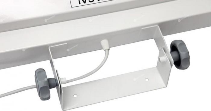 Lampa UV bactericida, cu montare pe perete, cu radiatie directa, functionare in absenta personalului - NBV 15 NL [2]