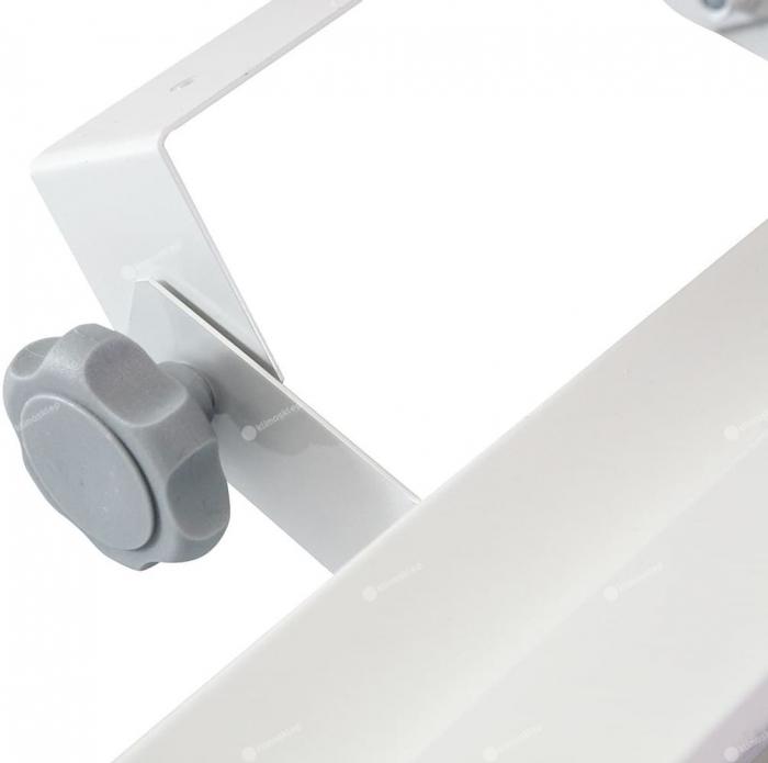 Lampa UV bactericida, cu montare pe perete, cu radiatie directa, functionare in absenta personalului - NBV 2x30 NL 3