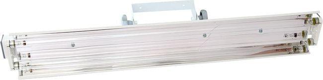 Lampa UV bactericida, cu montare pe perete, cu radiatie directa, functionare in absenta personalului - NBV 2x30 NL 1