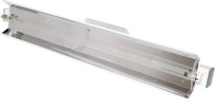 Lampa UV bactericida, cu montare pe perete, cu radiatie directa, functionare in absenta personalului - NBV 30 NL [1]