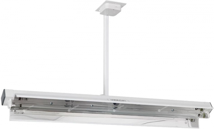 Lampa UV bactericida, cu montare pe tavan, cu radiatie directa, functionare in absenta personalului - NBV 30 SL 0