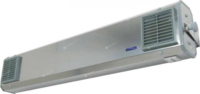 Lampa UV bactericida, cu montare in tavan, cu flux, functionare in prezenta personalului - NBVE 110 SL [2]