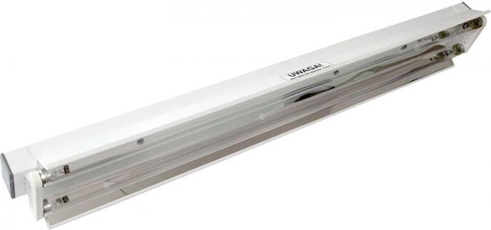 Lampa UV bactericida, cu montare pe tavan, cu radiatie directa, functionare in absenta personalului - NBV 2x30 SL [5]