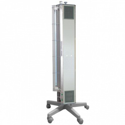 Lampa UV bactericida, cu stativ mobil, model hibrid - NBVE 60/30 PL [0]